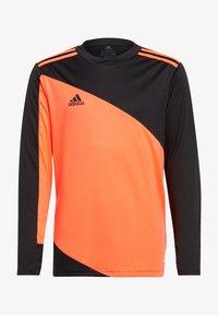 adidas Performance - TRIKOTS SQUADRA  - Sports shirt - schwarzrot - 0