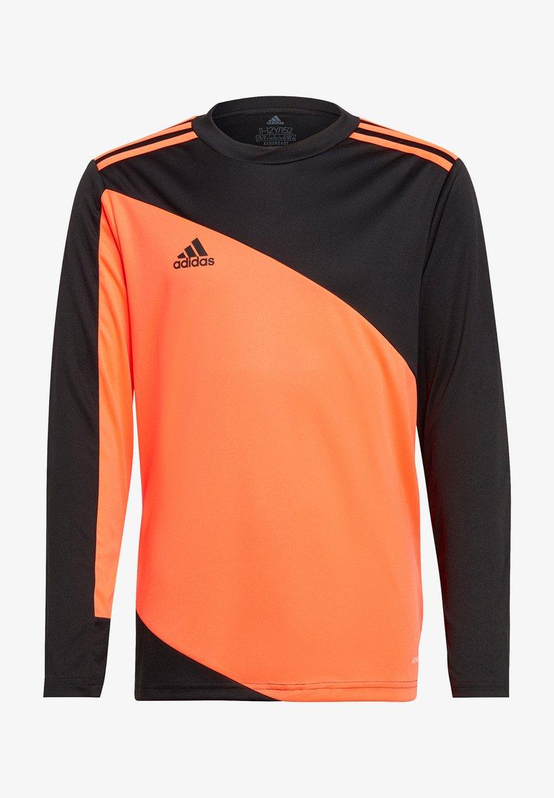 adidas Performance - TRIKOTS SQUADRA  - Sports shirt - schwarzrot