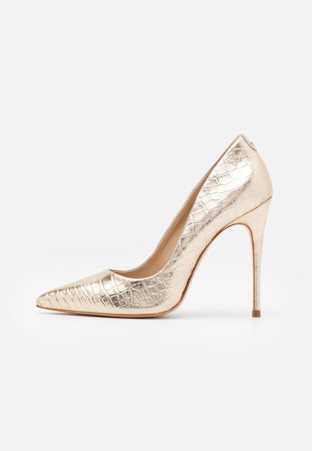 AELIA - High heels - platine