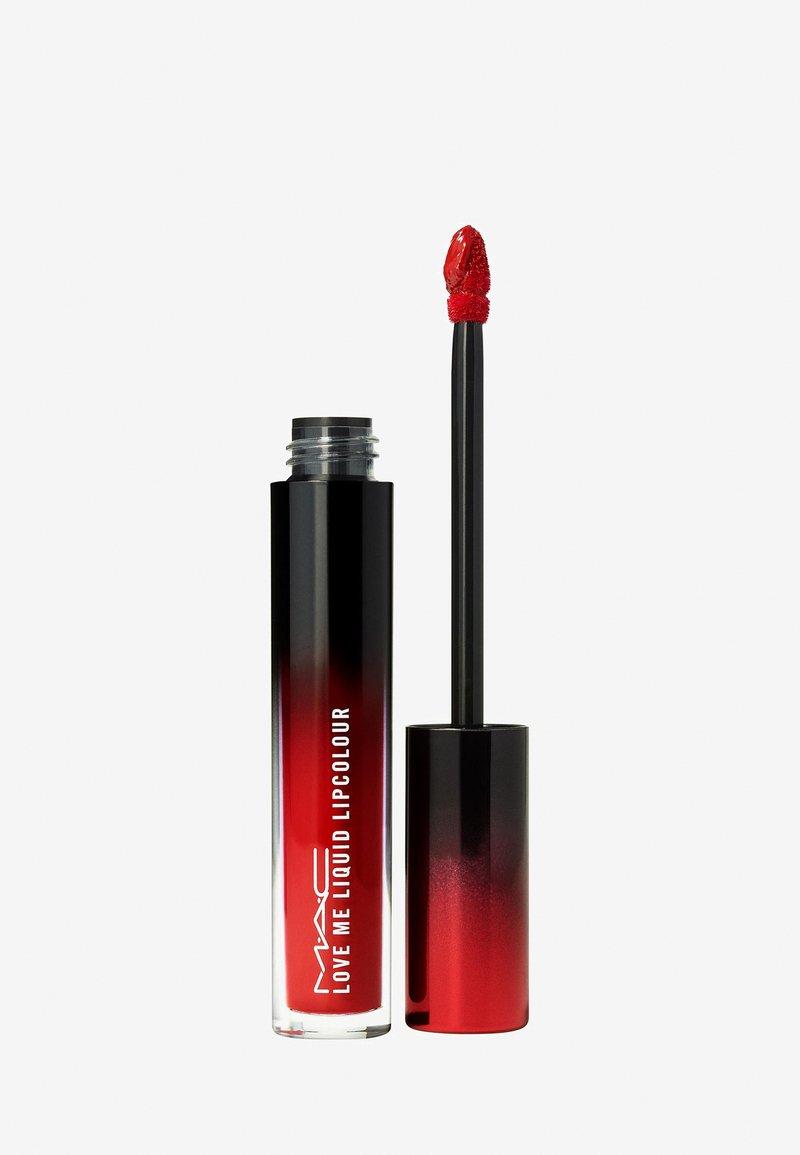 MAC - LOVE ME LIQUID LIPCOLOUR - Liquid lipstick - adore me