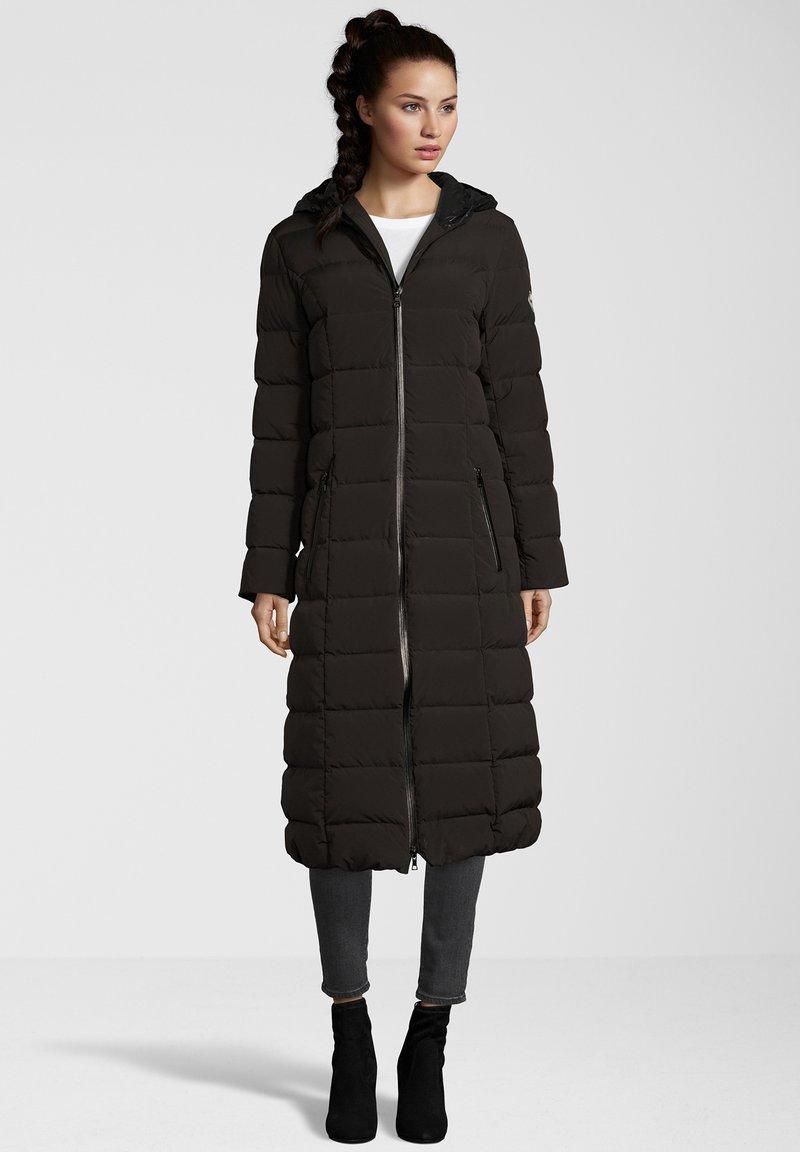 No.1 Como - SELINA - Down coat - black