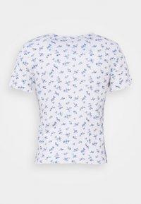 Hollister Co. - LETTUCE BABY TEE - T-shirts med print - white - 1