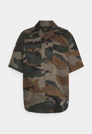WOLF - Shirt - camouflage