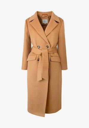 MICA - Klassinen takki - caramel