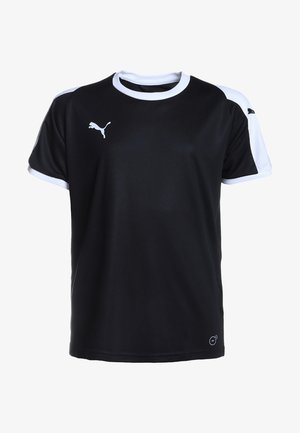 LIGA  - Sports shirt - puma black/puma white