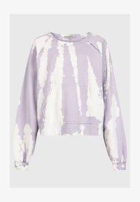 TIE DIE JESSI - Sweater - purple