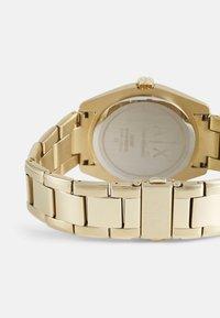 Armani Exchange - Zegarek - gold-coloured - 1