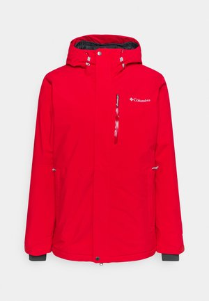WINTER DISTRICT™ JACKET - Outdoor jacket - mountain red