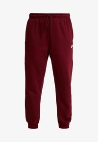 Nike Sportswear - PANT - Tracksuit bottoms - team red/white - 3
