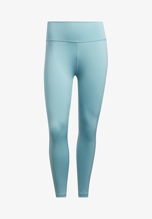 BELIEVE THIS 2.0 PRIMEBLUE 7/8 LEGGINGS - Leggings - blue