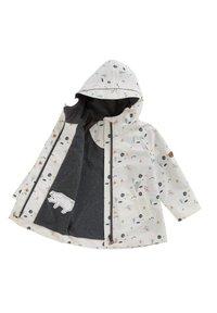 Töastie - COASTAL WOODLAND - Waterproof jacket - white - 2