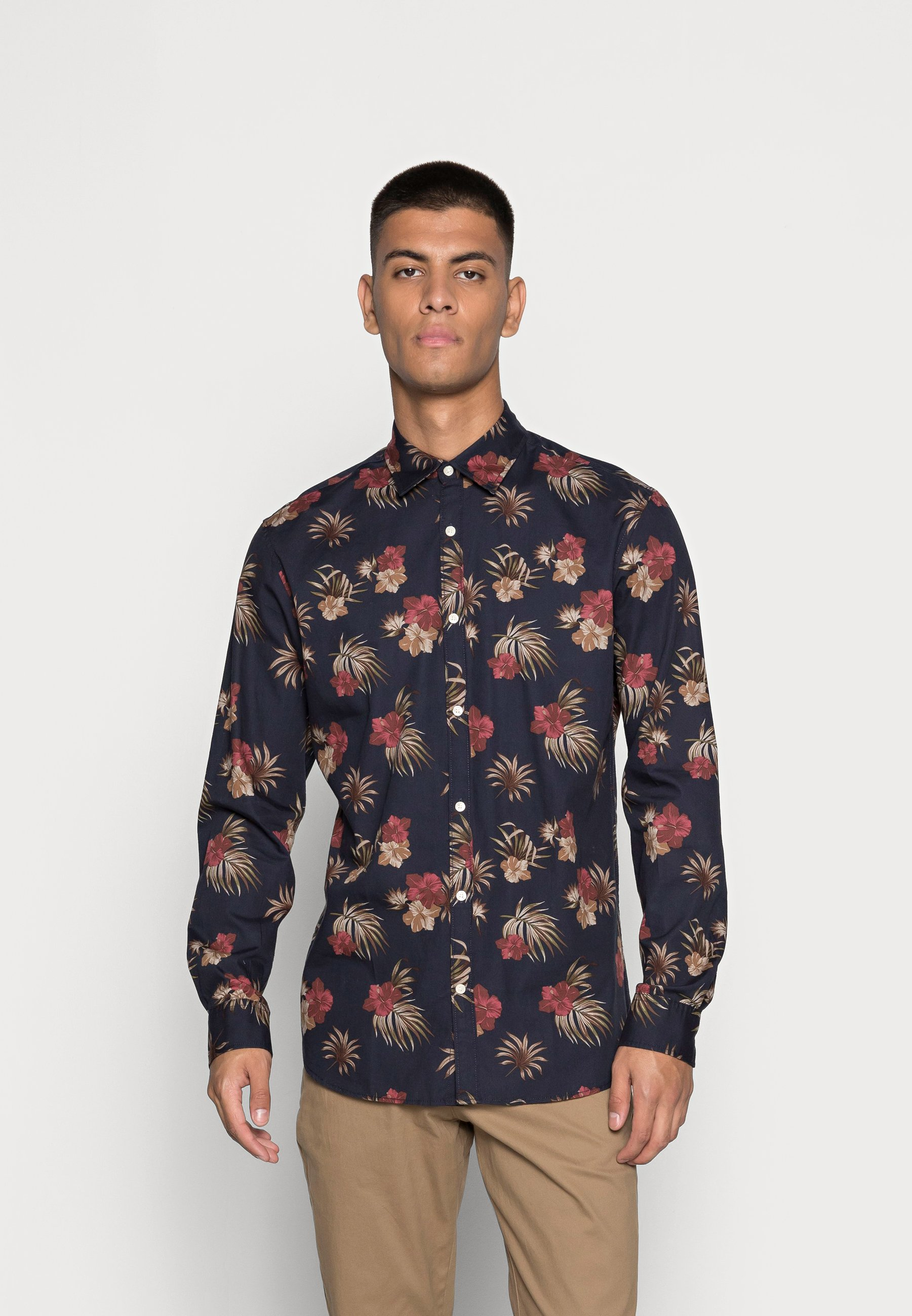 Herren JJPLAIN CHRIS - Hemd