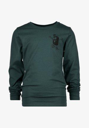 JARLETH - Long sleeved top - steel green