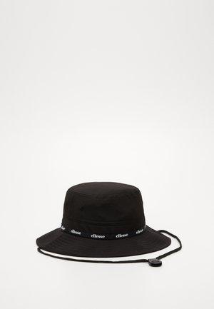 RUBI BUCKET UNISEX - Hattu - black