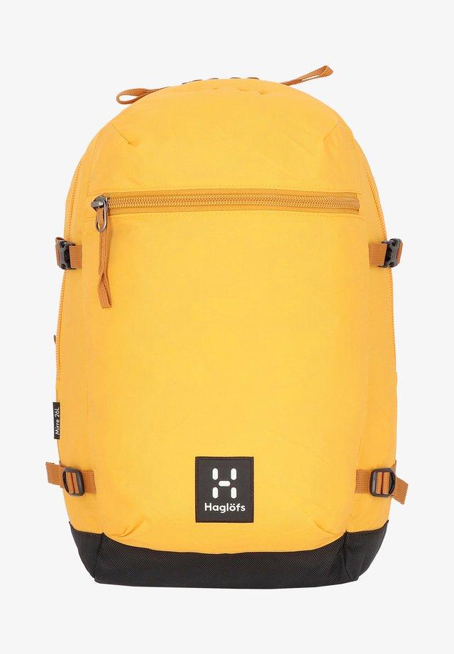 Zaino - pumpkin yellow