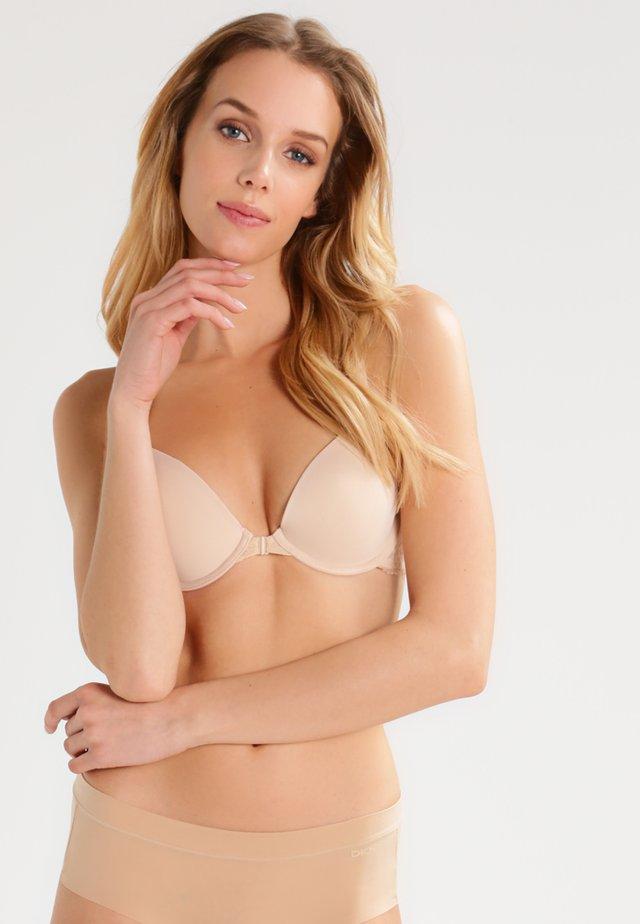 SIGNATURE - Soutien-gorge invisible - pretty nude