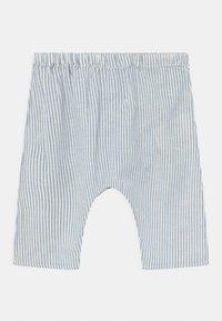 ARKET - UNISEX - Trousers - white/blue - 0