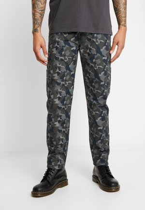 HI-BALL UTILITY  - Trousers - andrewcamo peat