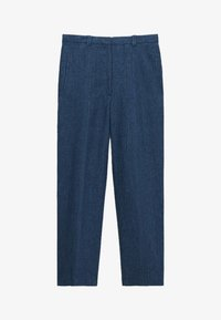 Massimo Dutti - Trousers - light blue - 3
