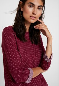 s.Oliver - 3/4 ARM - Long sleeved top - jewel red - 5