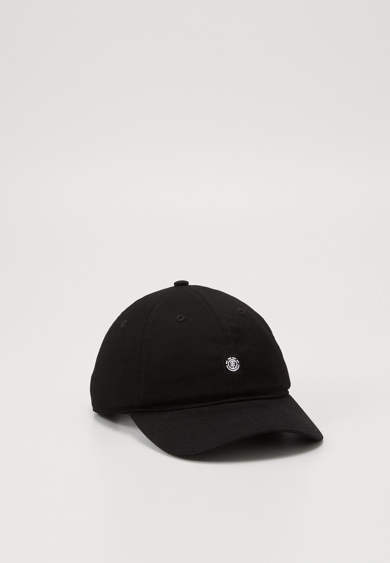 Element - FLUKY DAD  - Cap - all black