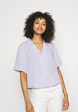 TANI BLOUSE - Bluser - lilac/purple dusty light