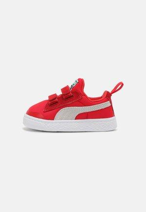 LIGHT-FLEX UNISEX - Sneakers laag - high risk red/ white