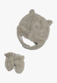 Carter's - HAT BABY SET - Bonnet - khaki - 1