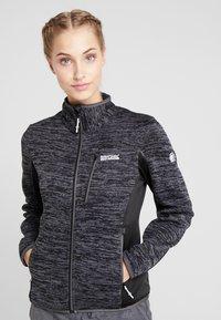 Regatta - LANEY VI - Fleece jacket - black - 0