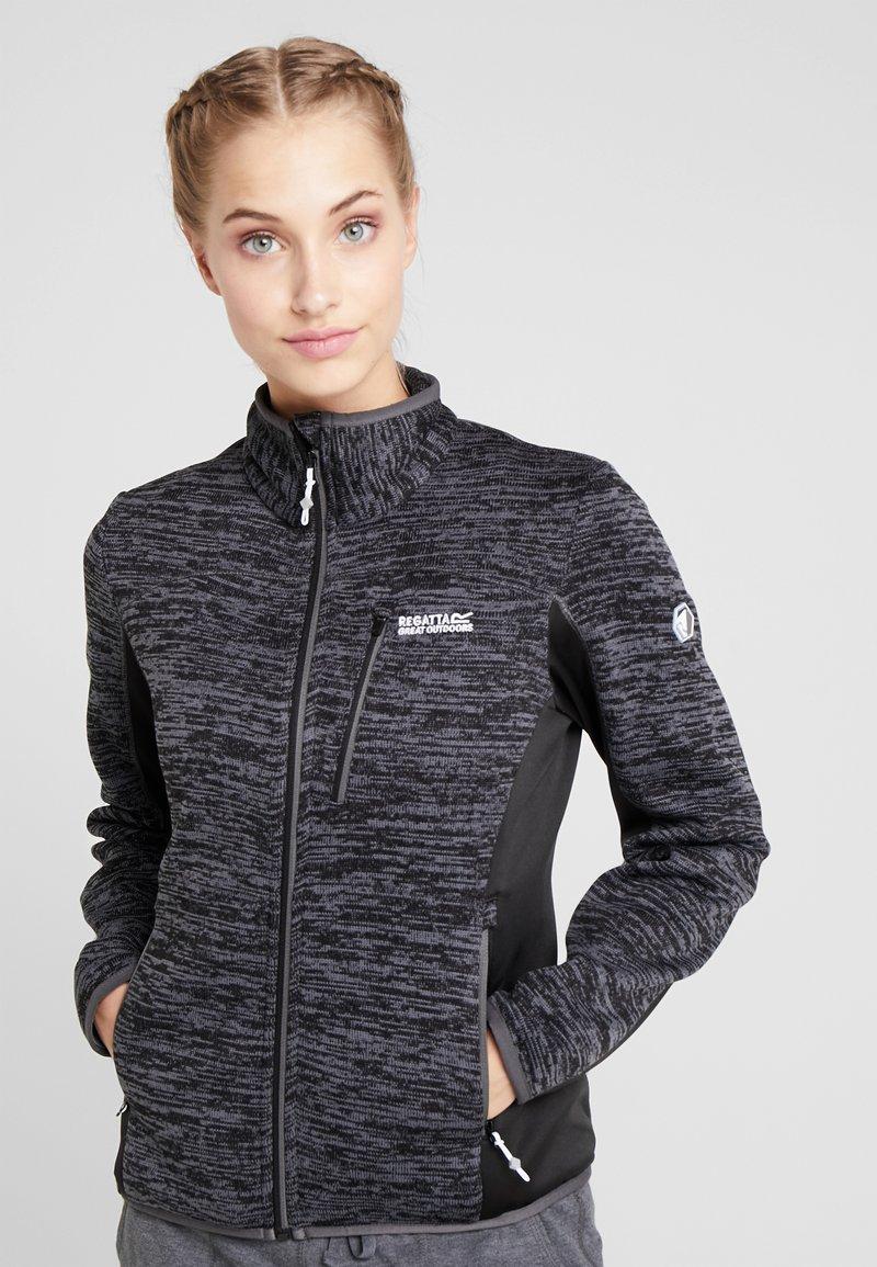 Regatta - LANEY VI - Fleece jacket - black