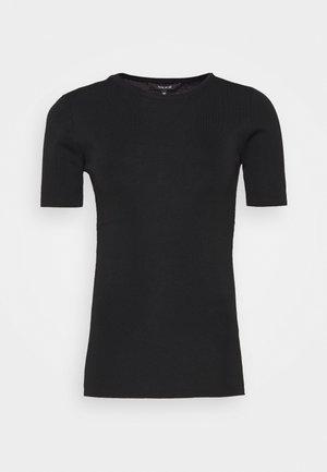 JOLIE - Print T-shirt - black