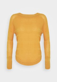 ONLY Petite - ONLCAVIAR - Jumper - golden yellow - 3