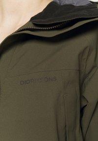 Didriksons - ILMA - Parka - fog green - 4