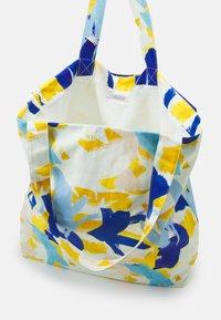 STUDIO ID - PRINT UNISEX - Tote bag - multicoloured/blue/orange - 2
