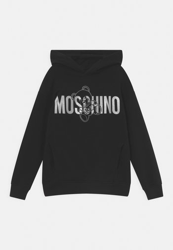 HOODED UNISEX - Sweatshirt - black