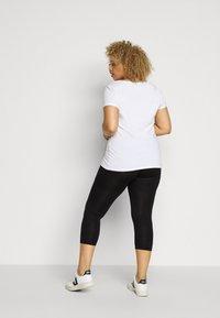 Zizzi - Leggings - Trousers - black - 2