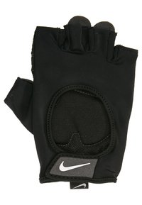 Nike Performance - WOMENS GYM ULTIMATE FITNESS GLOVES - Rukavice bez prstů - black/white - 2