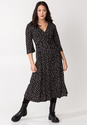 ANIK LS - Day dress - black