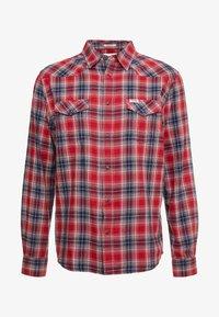 Wrangler - WESTERN - Shirt - red - 4