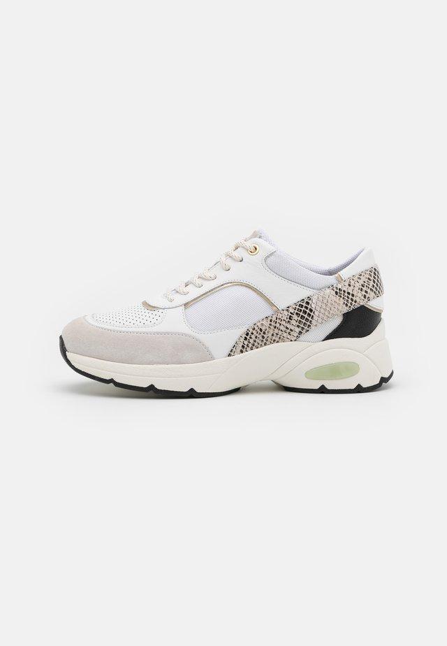 ALHOUR - Sneakers basse - white/offwhite