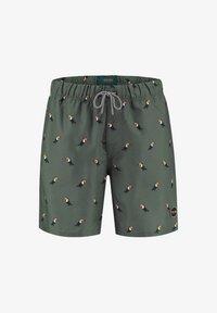 Shiwi - TUCAN - Swimming shorts - cilantro - 4
