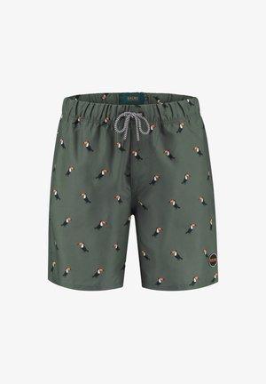 TUCAN - Swimming shorts - cilantro