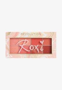 Make up Revolution - REVOLUTION X ROXXSAURUS BLUSH BURST PALETTE - Make-up-Palette - multi - 0