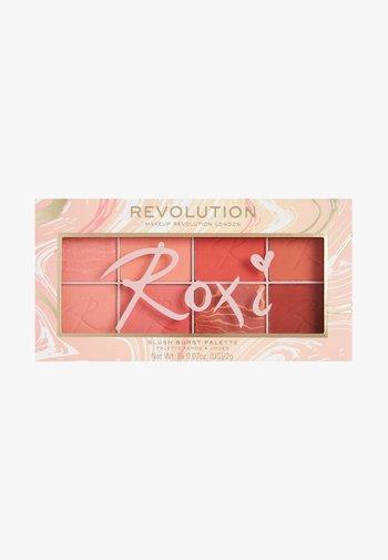 REVOLUTION X ROXXSAURUS BLUSH BURST PALETTE