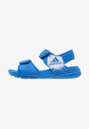 ALTASWIM - Pool slides - blue/white