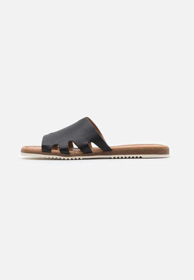 SLIDES - Pantofle - black