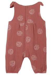 Vertbaudet - BEDRUCKTER  - Jumpsuit - rosa bedruckt - 1