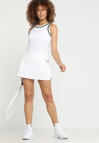 adidas Performance - CLUB SKIRT - Sports skirt - white - 1