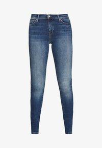 ONLSHAPE  - Skinny džíny - medium blue denim