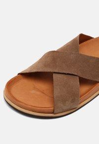 Zign - Mules - light brown - 6